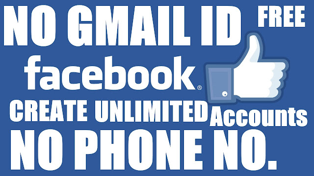 How To Create Unlimited Facebook Accounts Without New Mobile Numbers 2017 (Best Method) 1