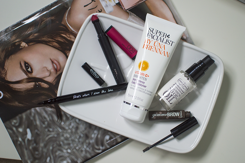 BEAUTY: 5 PRODUCTS TO TRY #1