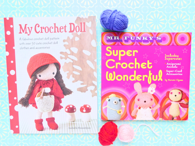 Crochet Book Collection
