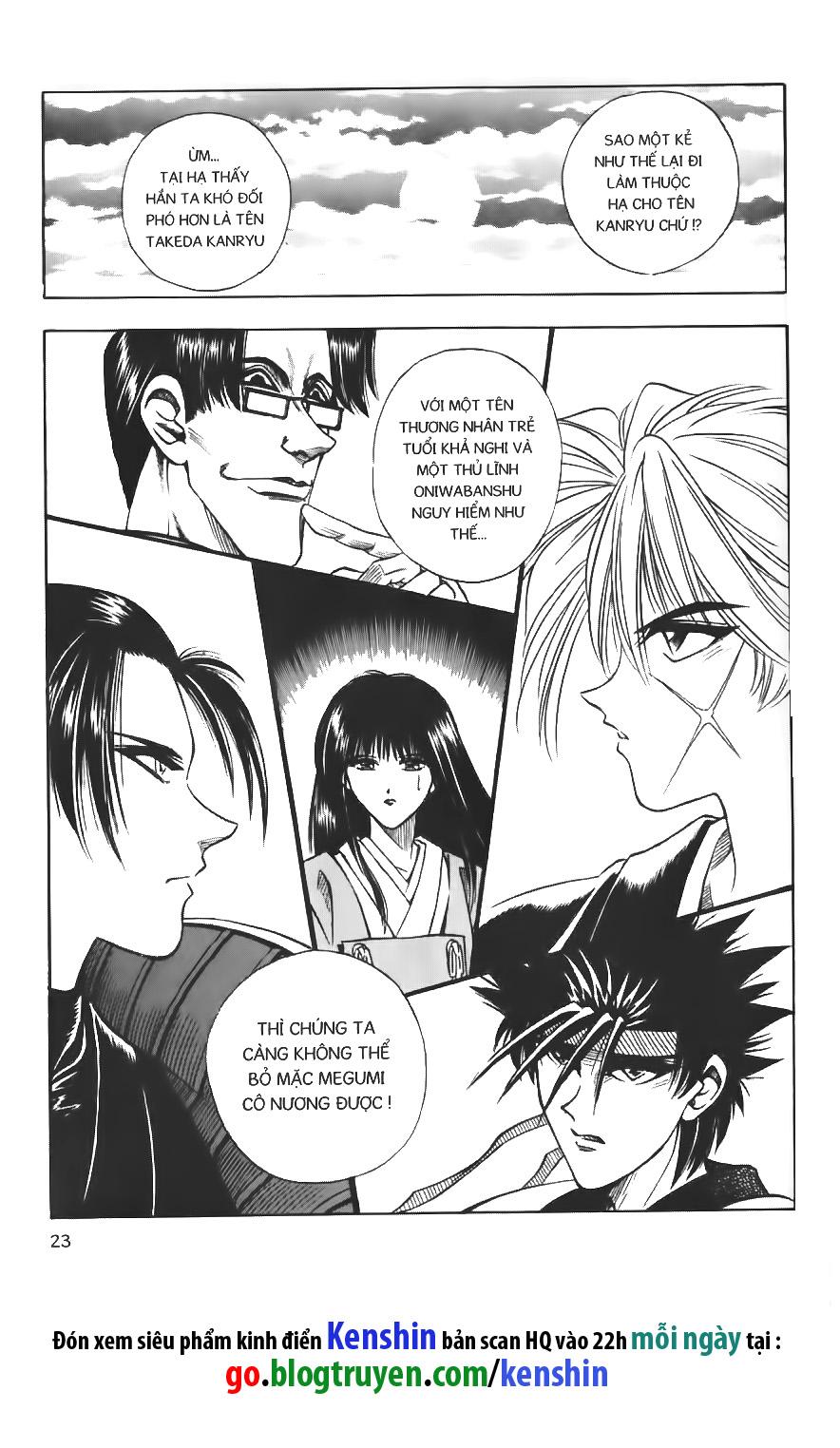 Rurouni Kenshin chap 16 trang 20
