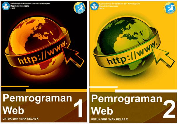 Buku Pemrograman Web SMK MAK Kelas X Semester 1 dan 2