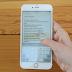 Cara Mengaktifkan dan Menonaktifkan Sentuhan 3D Pada iPhone 6s Dan 6s Plus, Begini caranya