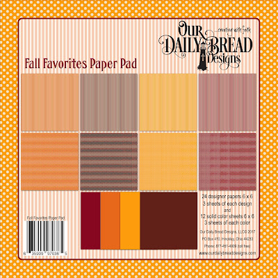 Paper Collection: Fall Favorites