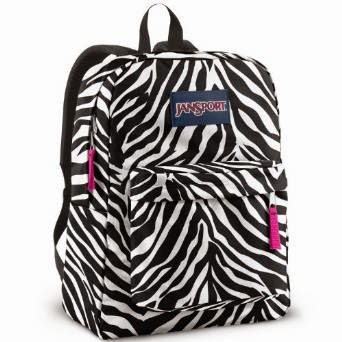 Jan Sport Classic Super Break Backpack