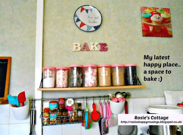 Rosie's baking corner
