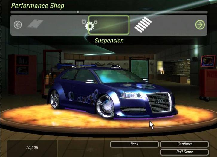 Kadal Gamestech Secret Shop Di Need For Speed Underground 2