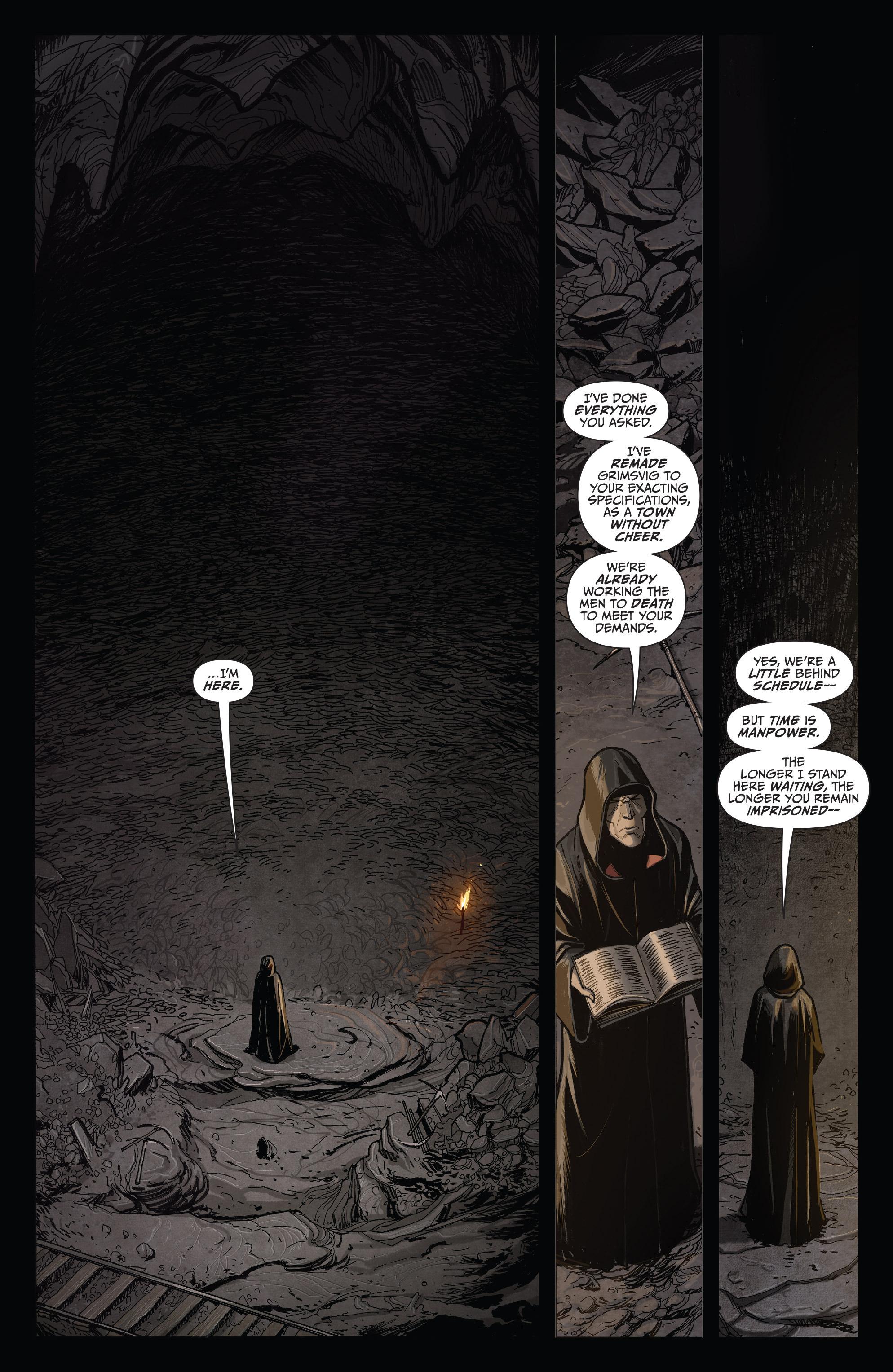 Read online Klaus comic -  Issue #3 - 17