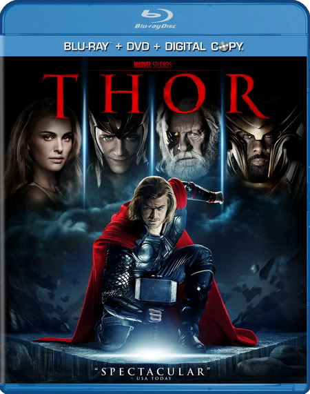 Thor (2011) 1080p Blu ray REMUX 26GB mkv Dual Audio DTS-HD 7.1 ch