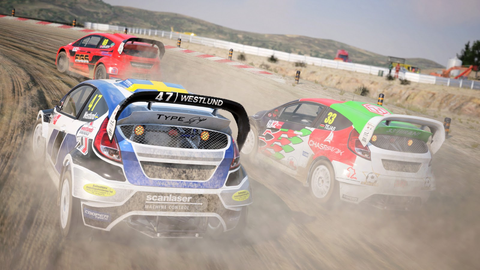 DiRT 4 ESPAÑOL PC (RELOADED) + Update v1.06 (BAT) + REPACK 5 DVD5 (JPW) 5