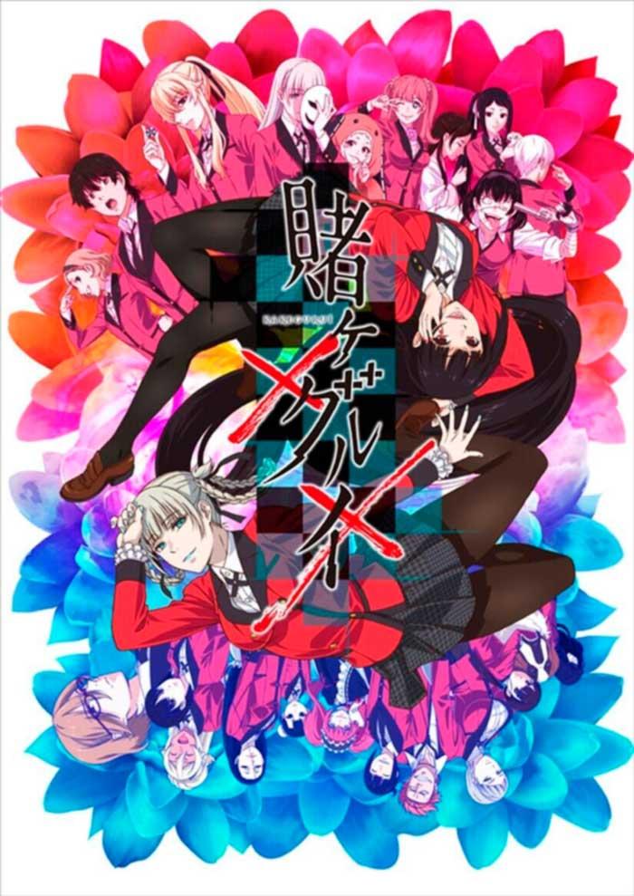 Kakegurui anime temporada 2 (Kakegurui ××)