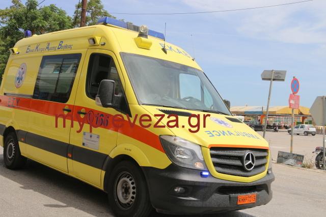 Πρέβεζα: Νεκρός 72χρονος σε τροχαίο στην Εθνική Οδό Ηγουμενίτσας - Πρέβεζας