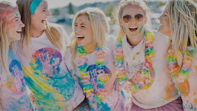 The Color Run Tropicolor™ World Tour