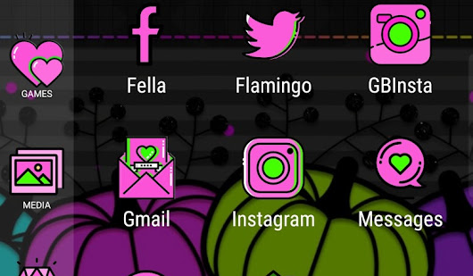 Pinkster Icon Pack