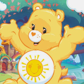 Sunshine Bear - Carebears