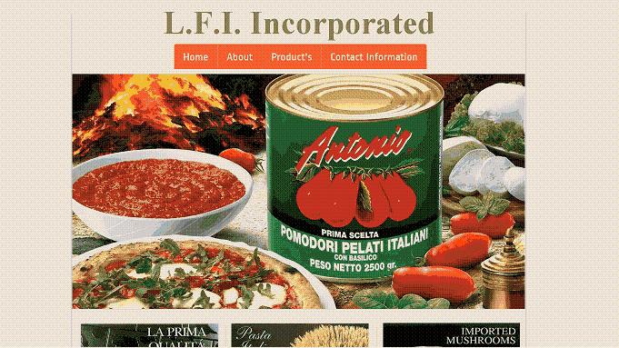 LFI Incorporated, ABD Zeytinyağı İthal Eden Firmadır