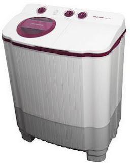 Daftar Harga Mesin Cuci Murah 1 Jutaan Tebaru