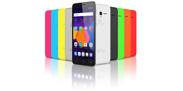 Alcatel OneTouch PIXI 3 (5.5) colors