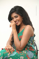 Actress Eesha Latest Pos in Green Floral Jumpsuit at Darshakudu Movie Teaser Launch .COM 0162.JPG