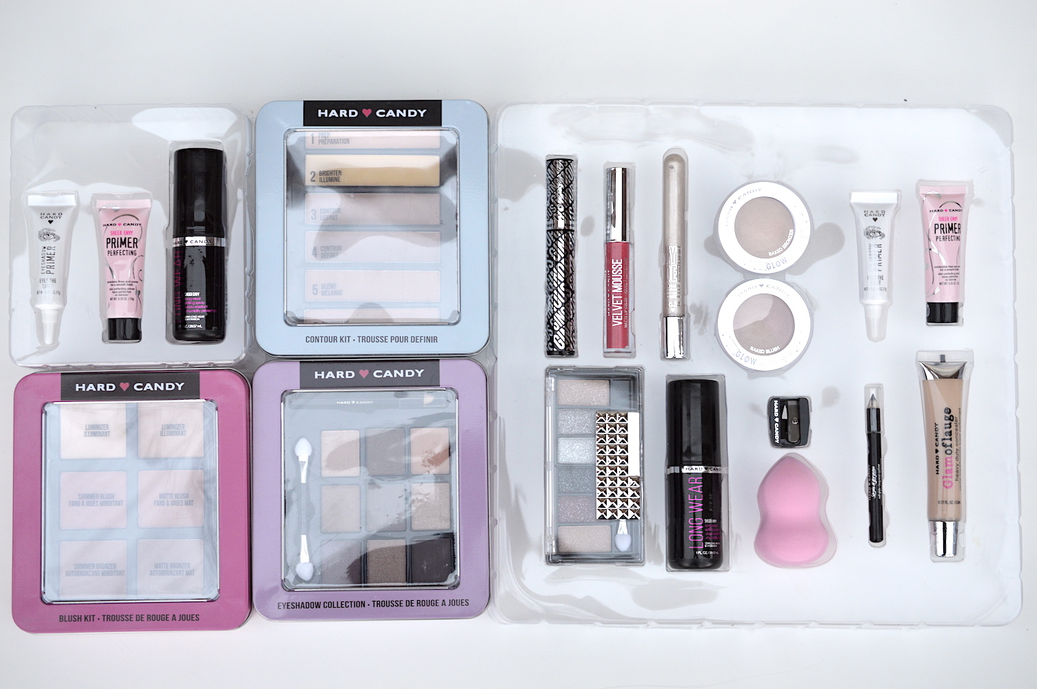 Hard Candy Makeup Sets
