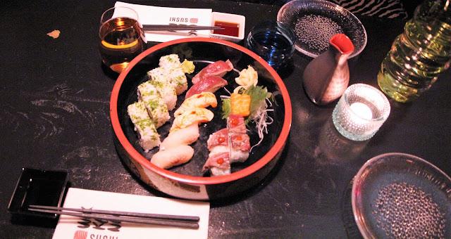 Wakkanai Sushi Rovaniemi ravintola