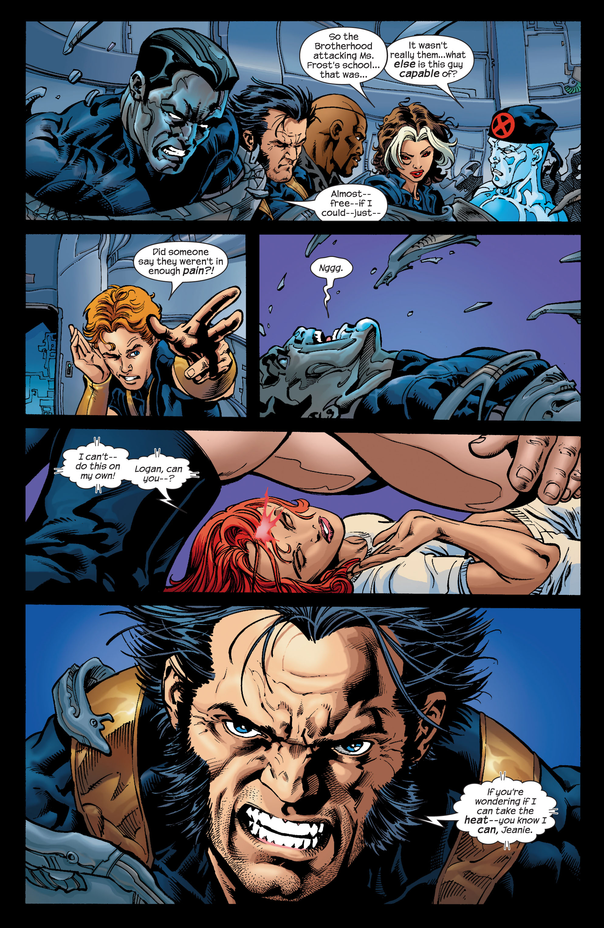 Read online Ultimate X-Men comic -  Issue #74 - 5