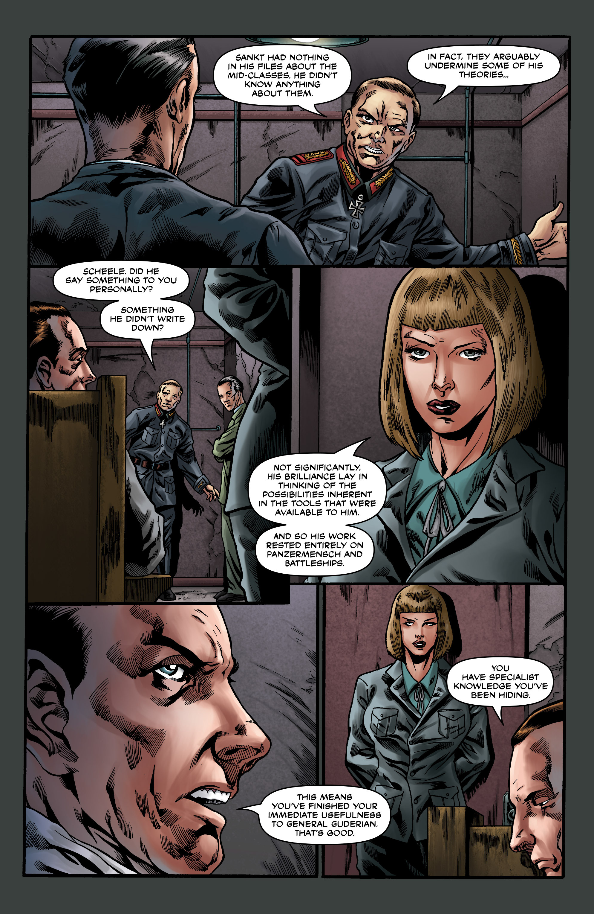 Read online Uber comic -  Issue #20 - 11
