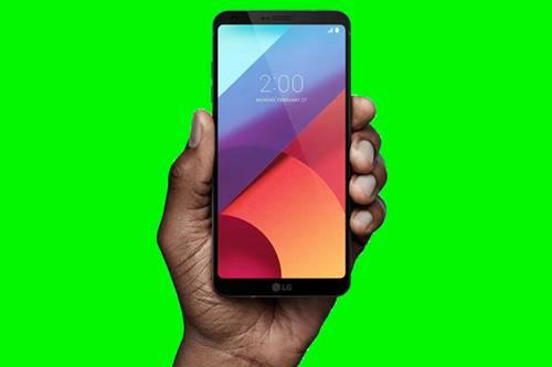 LG G6: smartphone tem tela de 5,7 polegadas
