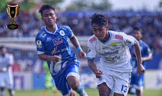 PSCS Cilacap vs Persib Bandung 0-1