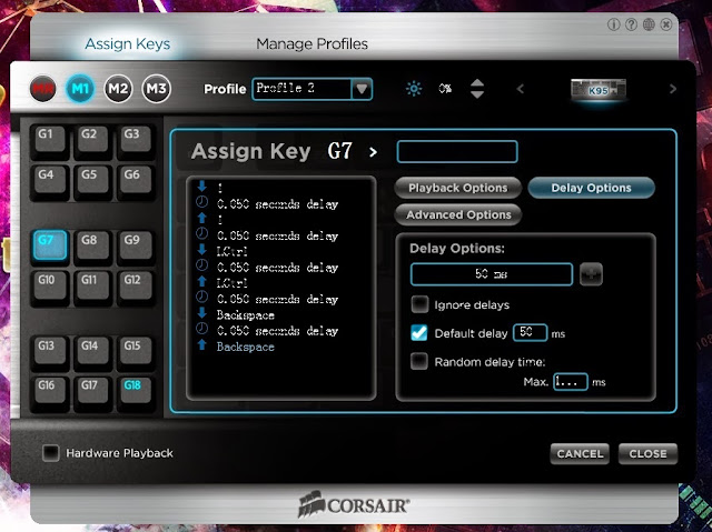 Corsair Vengeance Series Mechanical Keyboard Round Up 223