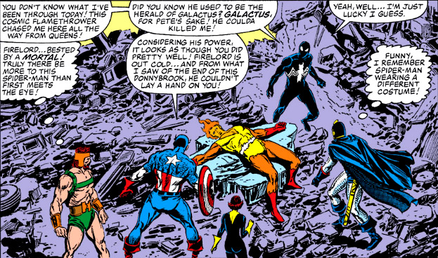 the peerless power of comics rude awakening