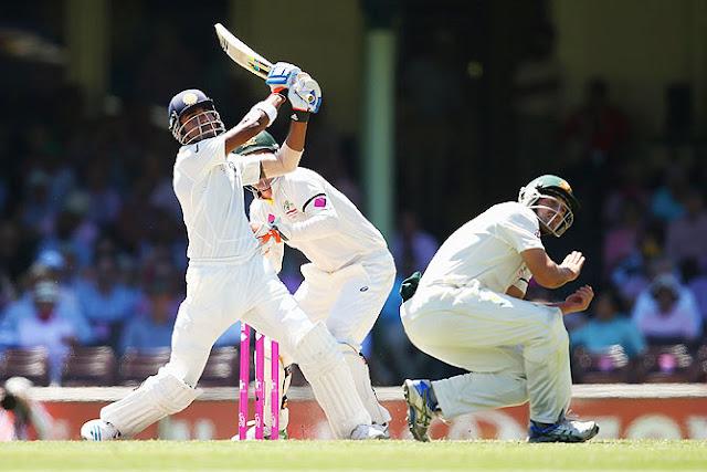 India Vs Australia Test Series - India won this Series by 2 - 1