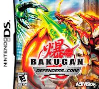 Bakugan - defenders of the Core
