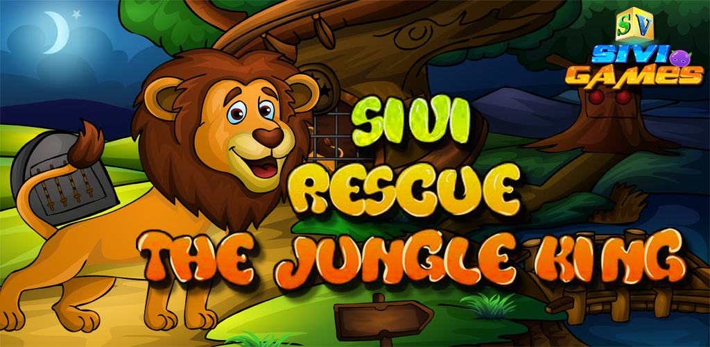 Sivigames Rescue The Forest King Escape Walkthrough