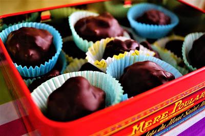ricetta cioccolatini caffè regalo