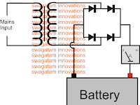 Battery Desulfator with Charger Circuit Using a Bridge Rectifier