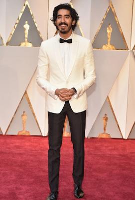 Dev Patel Oscars 2017