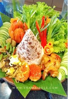menu tradisional hotel puri asri