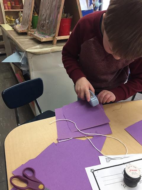 The Envelope Project - Kindergarten