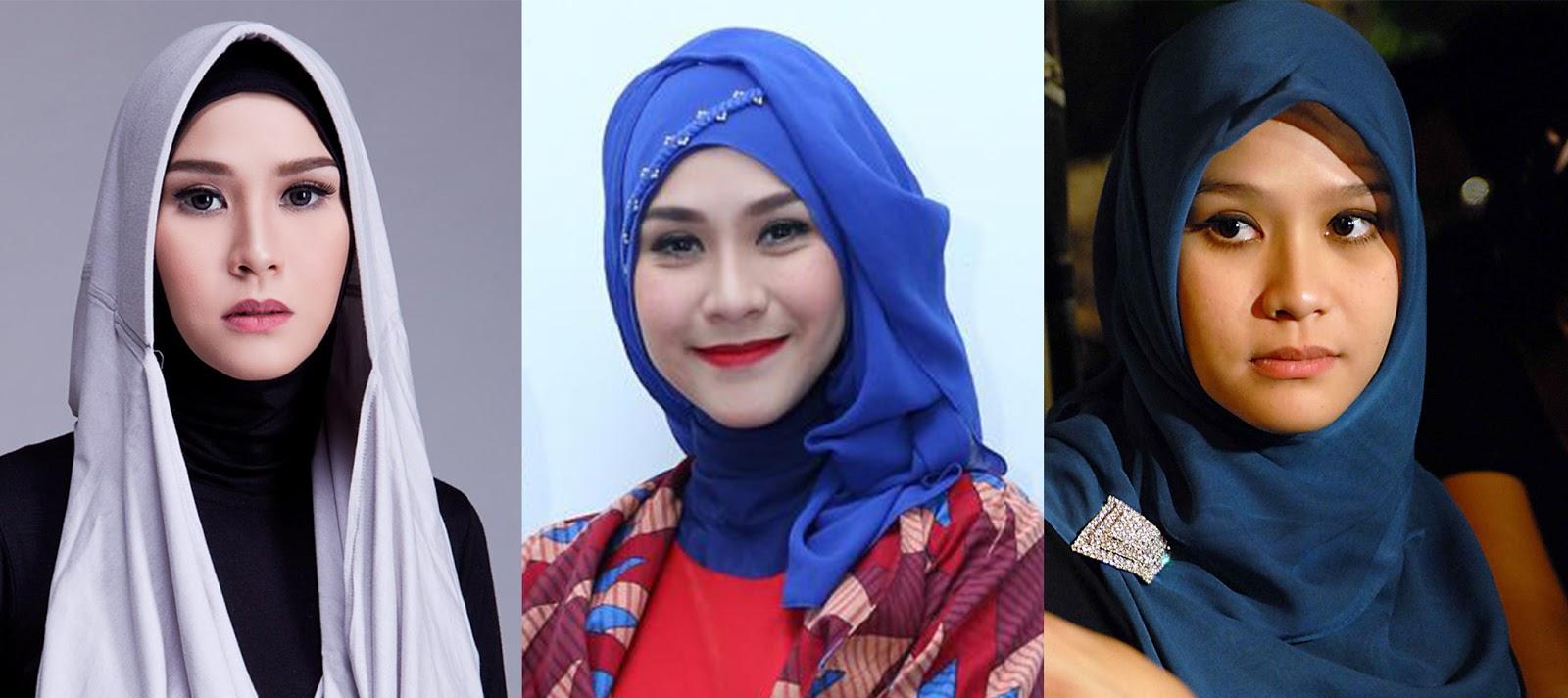 Siapa yang manis dan cantik Zaskia Adya Mecca Cantik Alami dengan Hijab