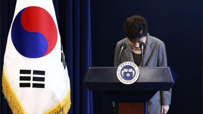 Parliament votes to impeach President Park Geun-hye