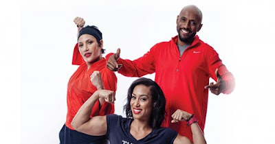 I'm Getting Fit This Summer With The Help Of #GoRedGetFit