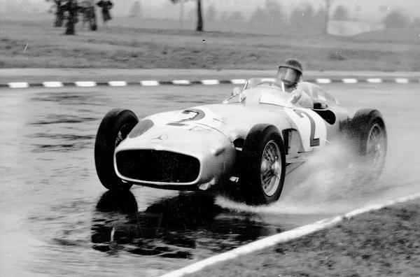 Fangio es el mejor piloto de la historia de la Fórmula 1