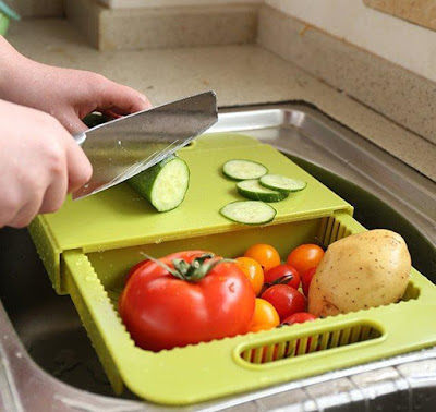 Storage Chopping Board