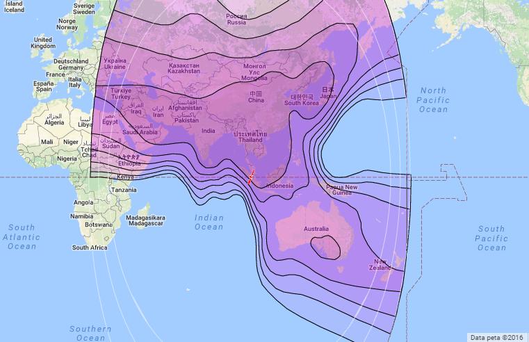 Daftar Channel Terbaru Satellite Asiasat 5 100 5°E C Band - Info TV