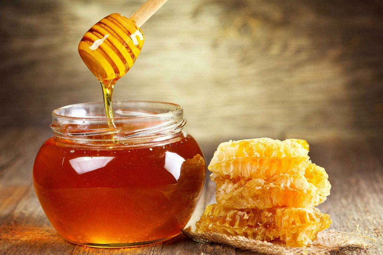 Takaran madu untuk anak