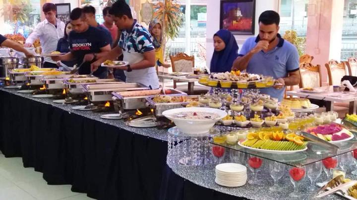 Cara Dapatkan & Cara Guna Baucer Buffet Ramadan Lazada