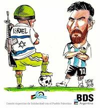 Di Balik Keputusan Argentina Batalkan Pertandingan dengan Israel