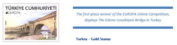 Turkin postin postimerkki