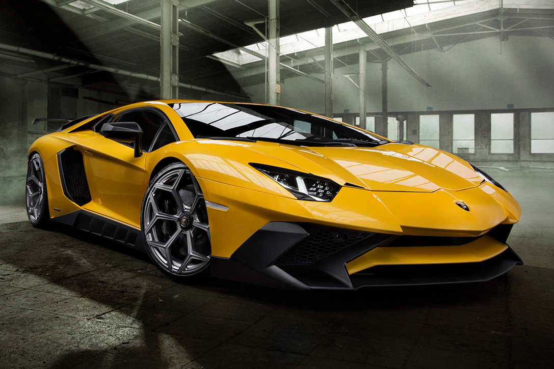 Фото Lamborghini Aventador Superveloce