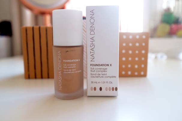 Natasha Denona - Foundation X - Review - #30 Light Medium | The Beauty is a Beast